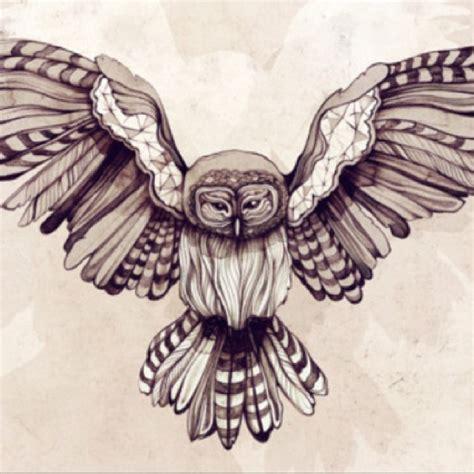 gambar tribal pattern owl tribal owl art pattern pinterest owl