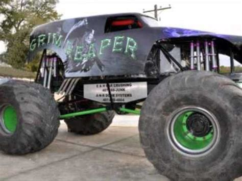 grave digger truck theme song grim reaper theme song