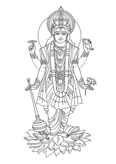 indian god coloring pages hindu gods colour in finger puppets google search