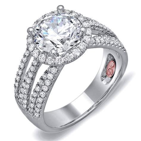 Designer Engagement Rings by Designer Engagement Rings Dw6105