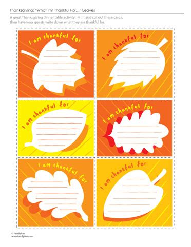 I Am Thankful For Template Pre K Card Free by Lds Activity Day Ideas Holidays Are Coming
