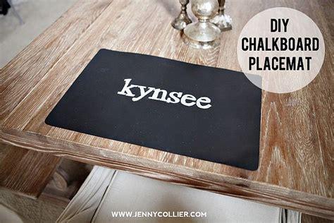 12 creative diy place mat crafts