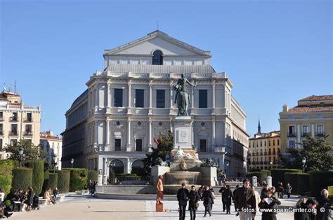imagenes teatro real madrid teatro real de madrid fotos del edificio