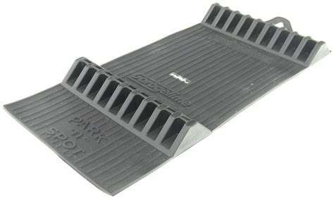 Parking Mats For Garage by Garage Time Park N Spot Accurate Parking Mat Plasticolor