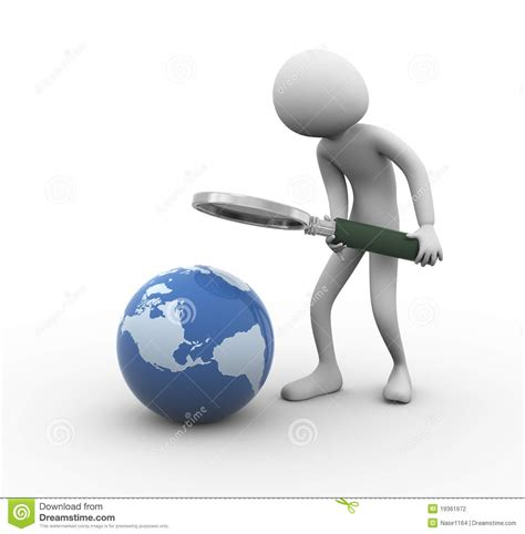 What Are Searching For 3d Globe Searching Stock Photography Image 19361972