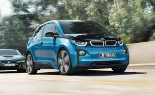 Electric Vehicles 2017 Range 2017 Bmw I3 Revealed More Range Leads The Updates News