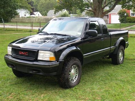 gmc sonoma 1999 gmc sonoma information and photos zombiedrive