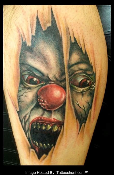 tattoo joker 3d 3d tattoos and designs page 238