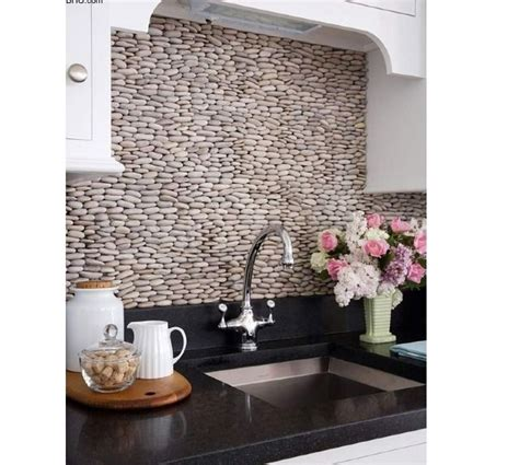 5 diy backsplash ideas on a budget kitchens pinterest