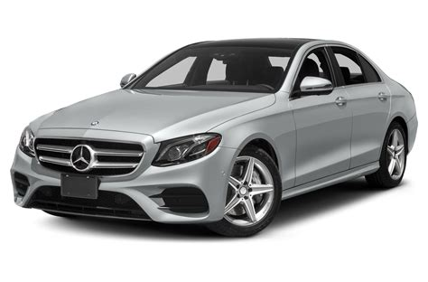 mercedes e class sedan new 2018 mercedes e class price photos reviews