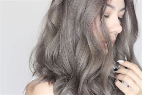 medium ash brown hair colour 36 intensely cool mahogany hair color ideas ponytail clip in 35 smoky and sophisticated ash brown hair color looks