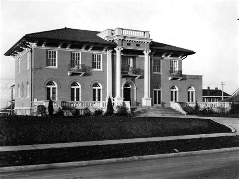 pin by lance whitlow on historic oklahoma mansion and houses pinter early 1930s photo of the heritage hills home of charles f