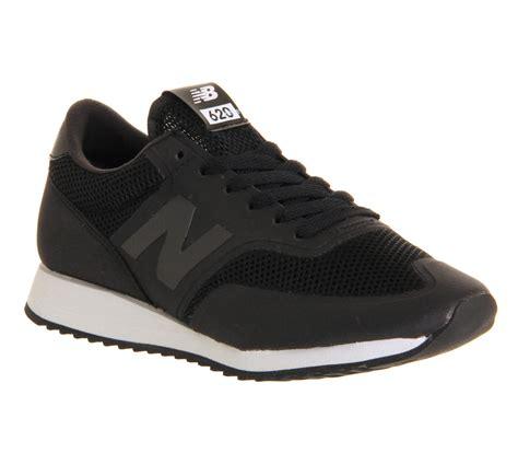 Black New Balance new balance 620 black his trainers