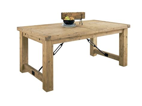 rustic wood dining table with leaves autumn rustic solid wood dining table with leaves shop