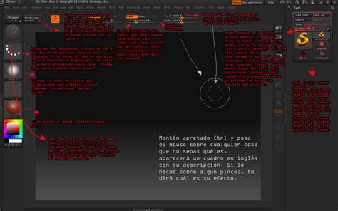 tutorial de zbrush zbrush tutorial 1 spanish by dkaz on deviantart