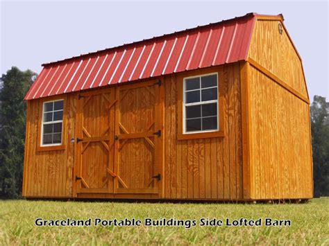 why graceland portable buildings portable storage