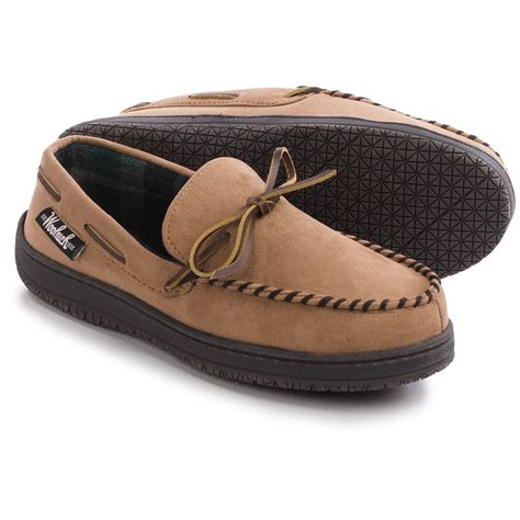 moccasin shoes for woolrich trapper moccasin slippers for