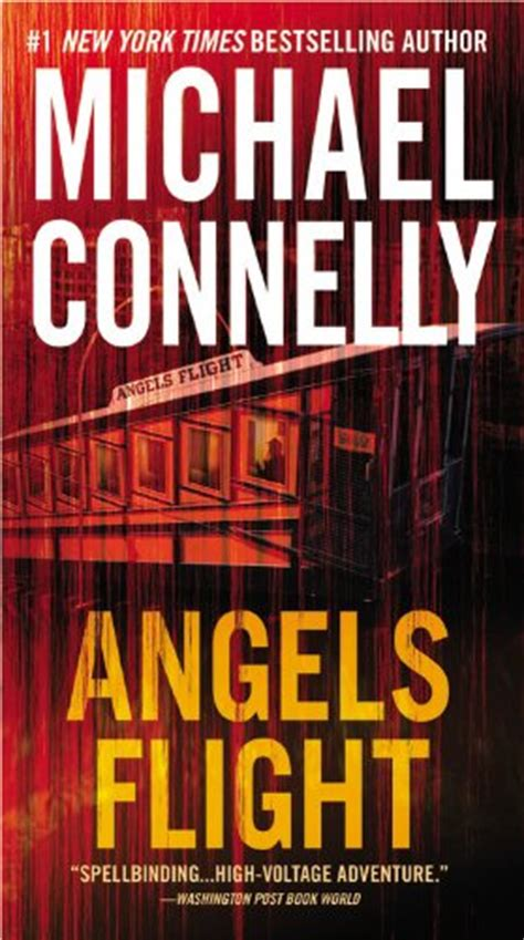 flight a harry bosch novel michael connelly books in order