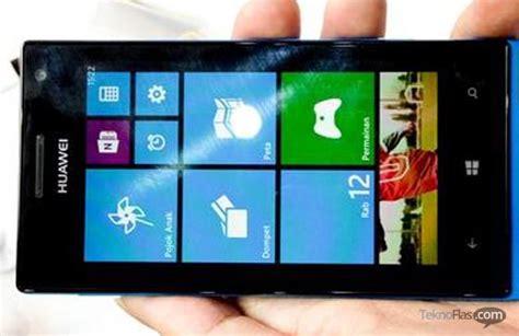 Hp Smartfren Huawei W1 C00 inilah huawei ascend w1 smartfren windows phone harga 2 juta teknoflas