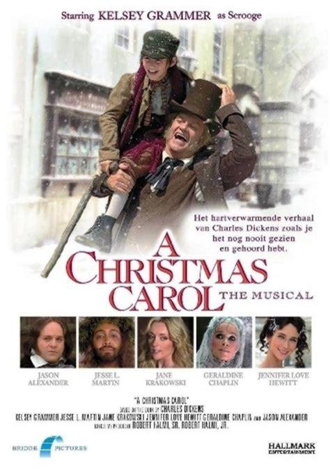 kelsey grammer a christmas carol bol christmas carol the musical dvd kelsey