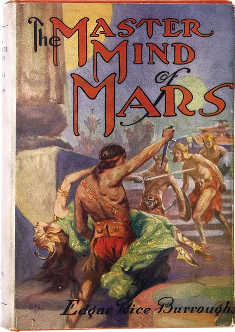 The Master Mind Of Mars the realm of edgar rice burroughs s mars the master
