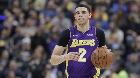 lakers lonzo ball gets his first tattoos in solidarity