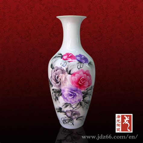 decorative flower vase painting designs clay buy