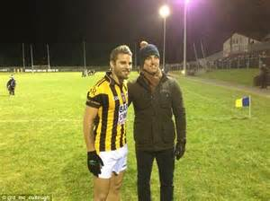 Who Does David Bentley Play For David Bentley Scores Three Points On Gaelic Football Debut