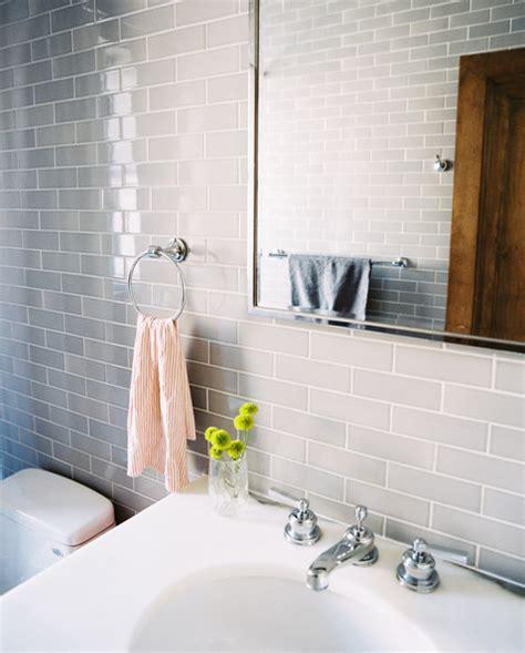 4x12 subway fliese bathroom photos grey subway tiles bathroom photos and grey