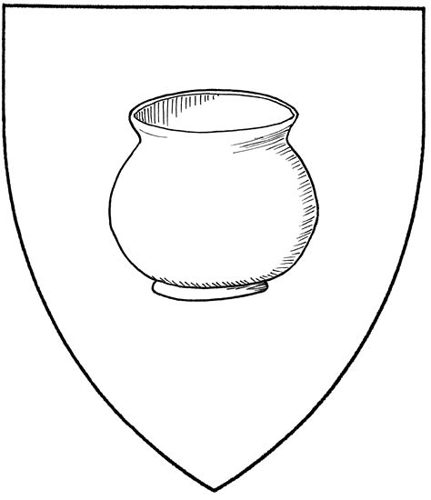 coloring earthen pots a clay pot coloring coloring pages