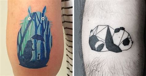 tattoo panda geometric i took the greatest risk in my life and became a tattoo