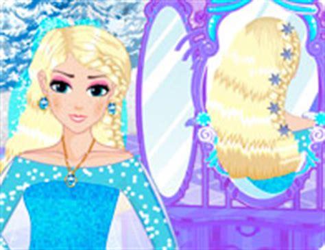 royal hairstyles games elsa frozen real haircuts girl games