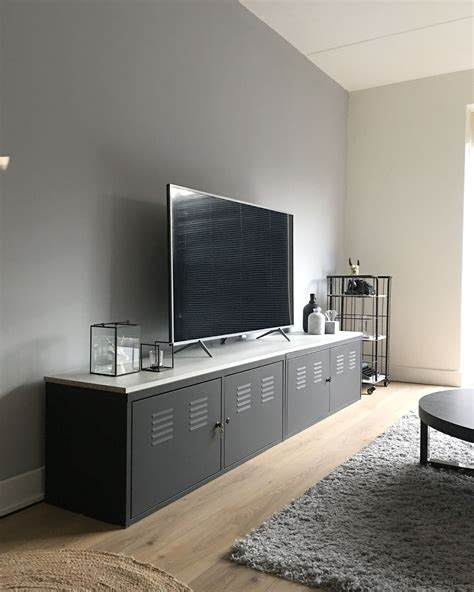 Ikea Hack Tv Cabinet by Ikea Ps Locker Hack Tv Meubel Playroom