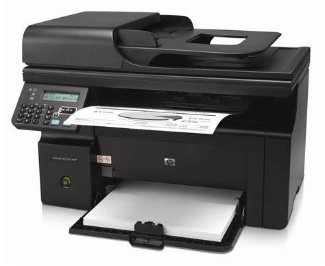 Printer Hp Jet hp laser jet m1212nf