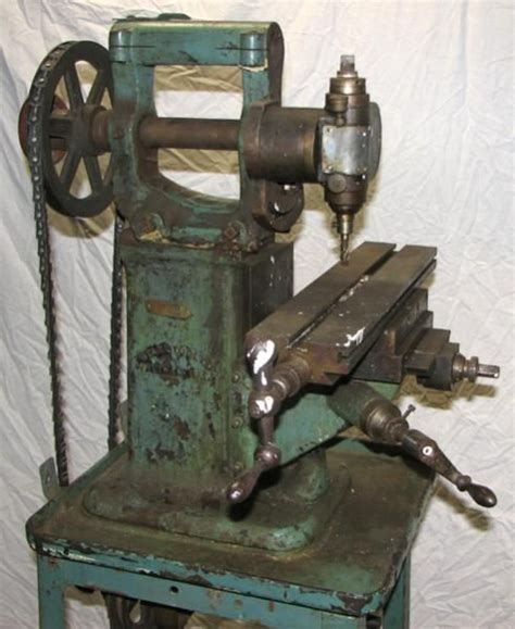 antique milling machine google search  school