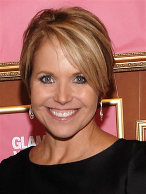 Katie Couric Hairstyles Over The Years | katie couric hairstyles over the years