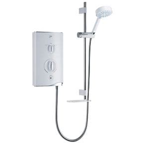 Mira Sport Shower Not Working by Mira Sport Electric Shower White Chrome 10 8kw