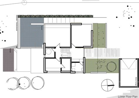 Good House Floor Plans Contemporary Split Level Home In Aalen Germany