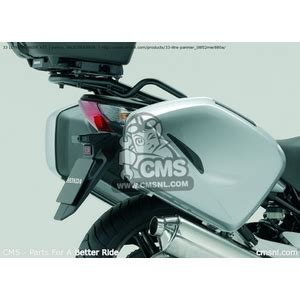 Top Box Motor Pannier Badak Hitam 36 Liter honda cbf600s accessories webike japan