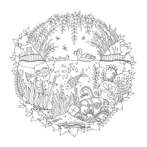secret garden coloring book uk free coloring pages of johanna basford