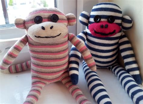 build a sock monkey 2015 how to make a sock monkey thestitchsharer pictures