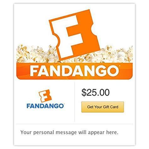 Fandango Gift Card Locations - fandango gift cards e mail delivery