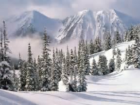 Fuentes de informaci 243 n wallpapers de paisajes con nieve