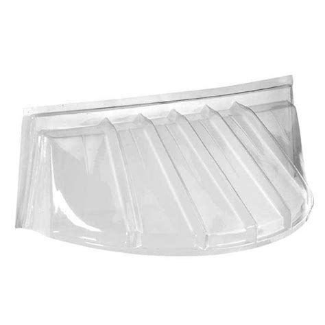 clear plastic window covers cover window well cover rona