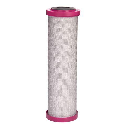 home depot sink water filter hdx basic universal sink water filter fits