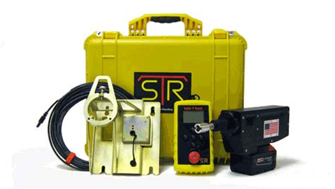 Safe T Rack Systems arc flash protection remote racking device home