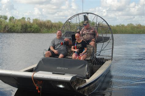Fan Boat Tours In Fort Lauderdale Florida Everglades