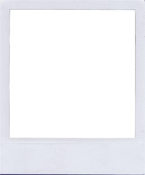 foto template polaroid frame template