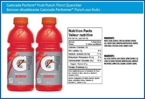 fruit 20 ingredients fruit punch ingredients list