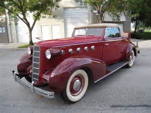 1935 Cadillac For Sale 1935 Lasalle Convertible Coupe